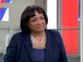 Diane Abbott spoke to Sky's Sophy Ridge