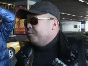 Kim Jong-Nam, half-brother of Kim Jong-Un. Pic: NTV