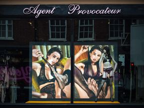 An Agent Provocateur store