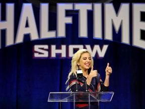 Lady Gaga will be performing during the Halftime Show