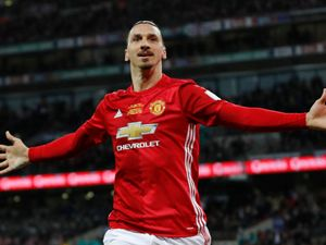 Ibrahimovic scores Man Utd's winner in League Cup final
