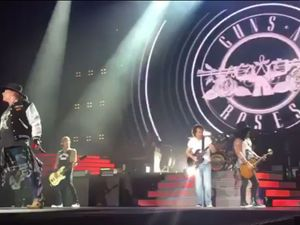 Guns N' Roses mistake Melbourne for Sydney in gig blunder