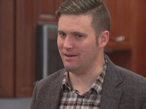 Hate figure Richard Spencer dreams of a 50-year US immigrant crackdown