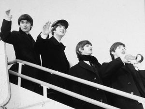 Drive my car: Beatles star George Harrison's Porsche being auctioned