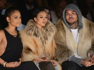 Chris Brown given restraining order over 'threat to kill' ex-girlfriend Karrueche Tran