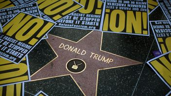 Donald Trump protests in Hollywood, Los Angeles