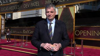 Sky's Greg Milam reports from LA