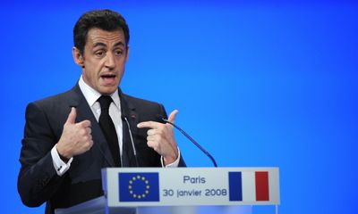 Former French President Nicolas Sarkozy to stand trial over campaign financing