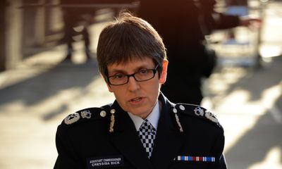 Cressida Dick: 'Beyond my wildest dreams' to be Met's first female Commissioner
