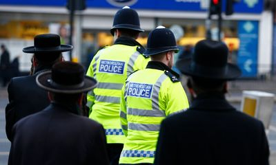 Anti-Semitic hate crime numbers at record levels past year