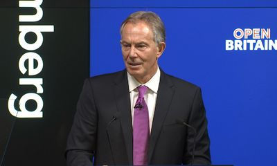 Tony Blair emerges on 50/1 odds to return as next Labour leader
