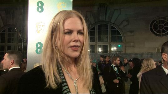 Lion star Nicole Kidman