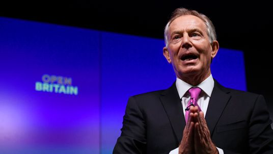 Hague slams Tony Blair as Lords debate Brexit