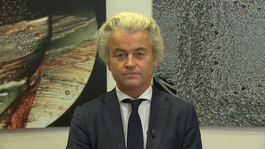 Geert Wilders back President Trump immigration policy and Brexit