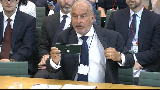 Sir Philip Green says he's paid £363m to the BHS pension fund, in a full and final payment