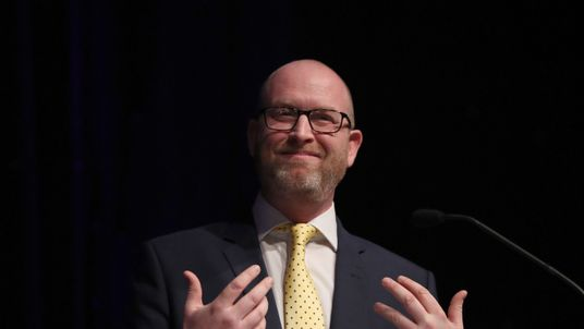 UKIP leader Paul Nuttall speaks at the party's spring conference