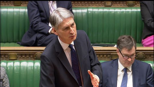 """Philip Hammond was accused of sexism after calling Mary Creagh MP """"hysterical"""" during Treasury questions"""