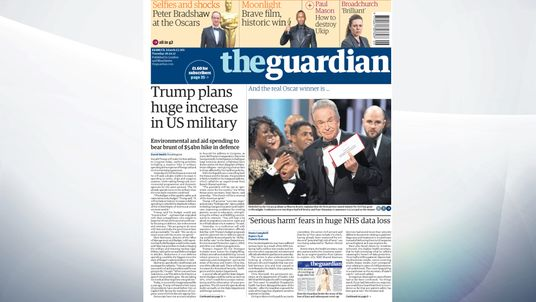 The Guardian has a preview of US President Donald Trump's State of the Union address