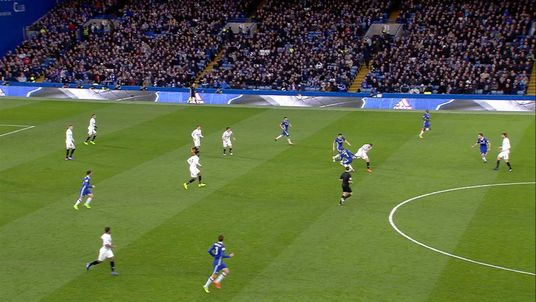 Watch Kante's three tackles in 20 seconds during Chelsea's win over Swansea