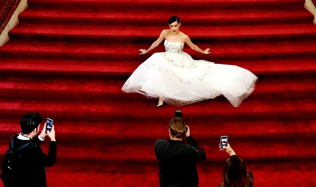 Oscars night: Watch the stars arrive on the red carpet