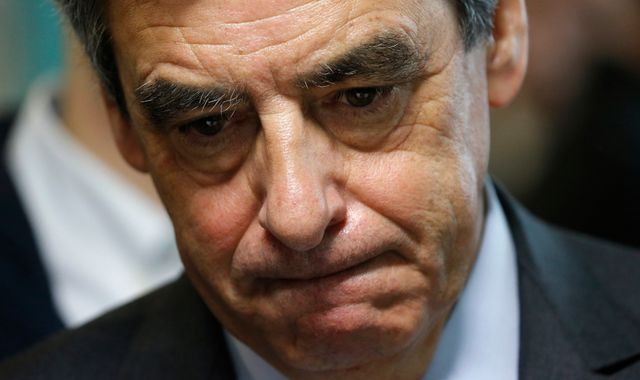 French prosecutors launch judicial inquiry into Francois Fillon 'fake jobs' claims