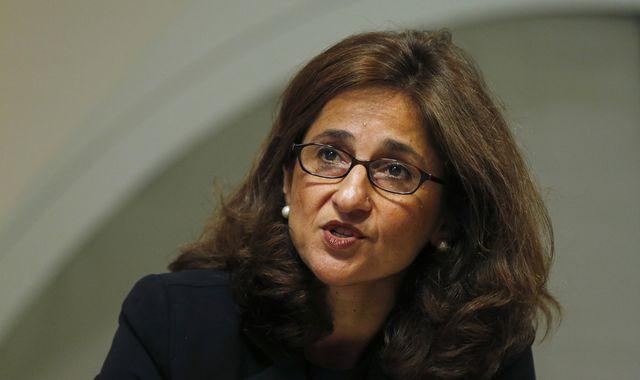 Bank's Shafik attacks economists' on uncertainty in final speech