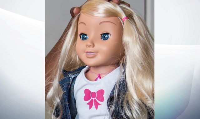 My Friend Cayla: Doll banned in Germany not 'espionage device' - company