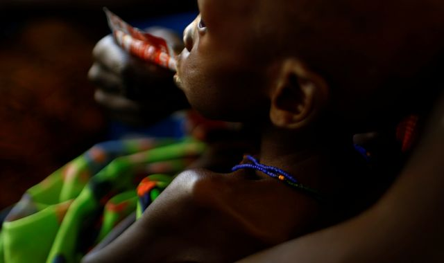 Famine could kill 1.4 million children in 2017, warns UNICEF