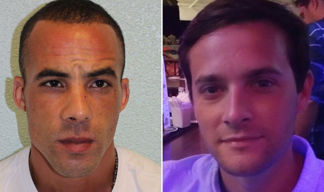 Trevor Timon jailed over killing of banker Oliver Dearlove