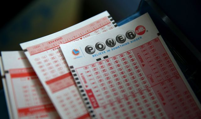 Winning US Powerball ticket bought in Indiana worth £349m