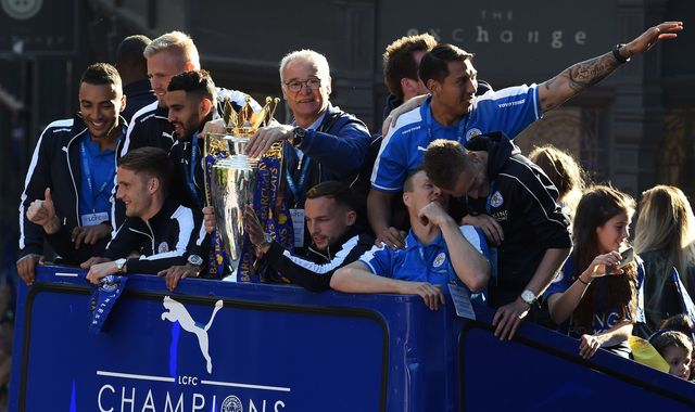 Ranieri defied 5,000-1 odds - but it wasn't enough for Leicester
