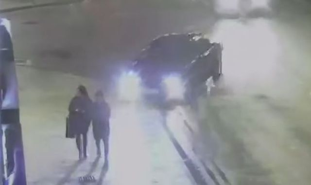 CCTV shows hit-and-run driver mowing down teen in Birmingham