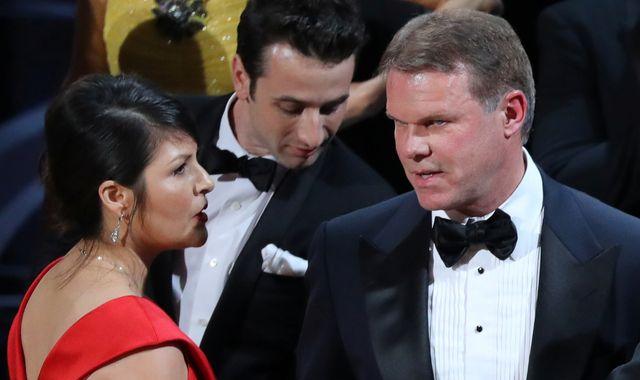 Oscars gaffe: PwC consultant Brian Cullinan behind La La Land mix-up
