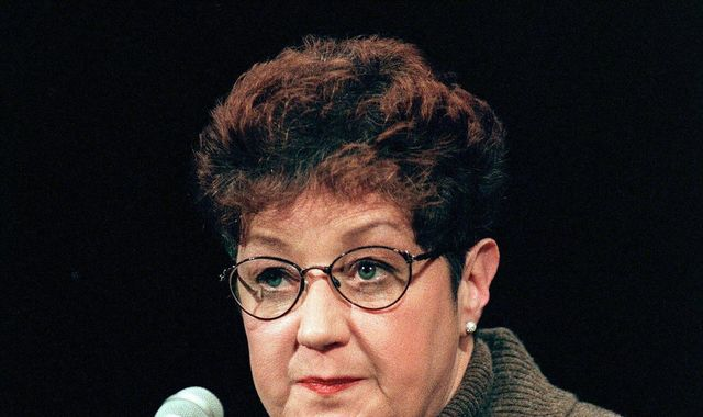 US abortion legal test case woman Norma McCorvey aka Jane Roe dies