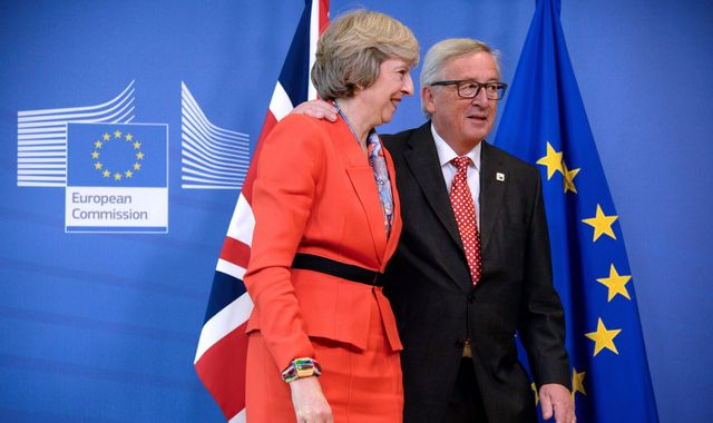 UK warned Brexit bill will be 'very hefty' and EU trade deal will take years