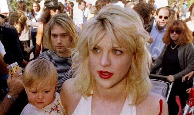 Frances Bean Cobain pays tribute to dad Kurt on his birthday