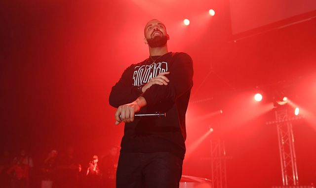 Drake slams Grammys: 'I was labelled rapper because I'm black'