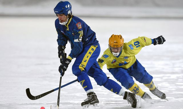 Russian teams ordered to replay bandy match after 20 own goals