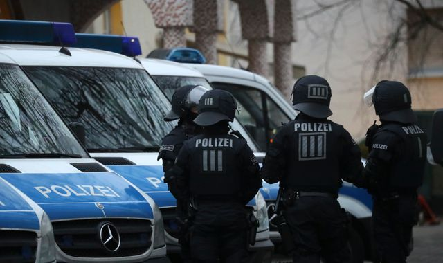 One killed as man drives car into crowd in Germany