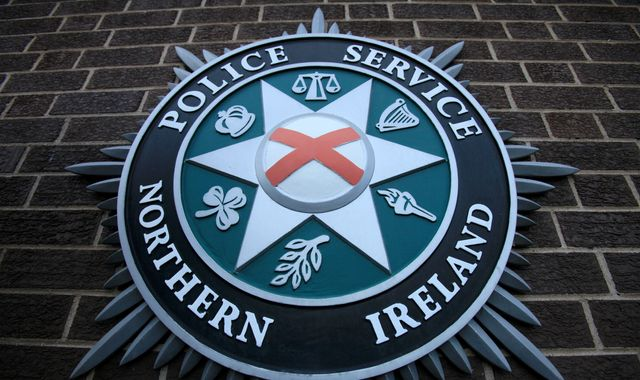 Northern Ireland bomb 'intended to kill' police officer