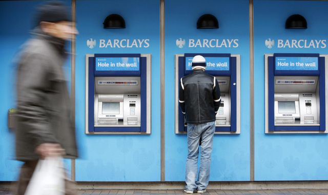 Barclays card payment system fails for several hours