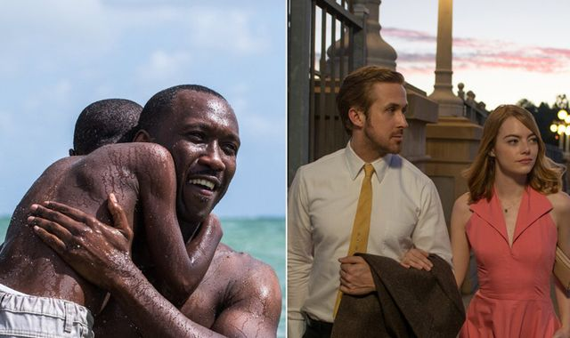 Moonlight outshines Oscar favourite La La Land at WGA awards