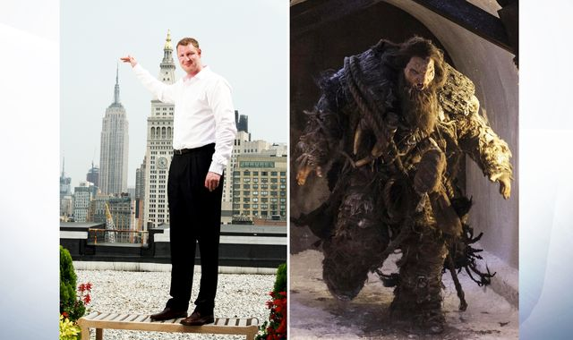 Neil Fingleton: Games of Thrones actor and 'gentle giant' dies at 36