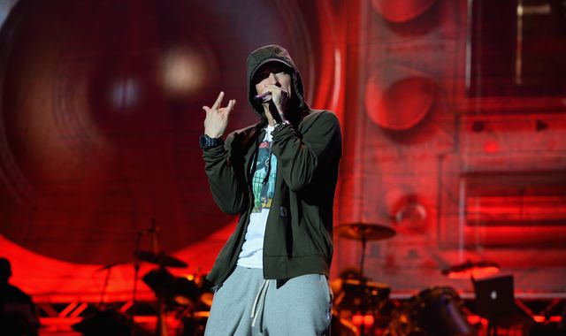 Guess who's back? Eminem to headline Reading and Leeds festivals
