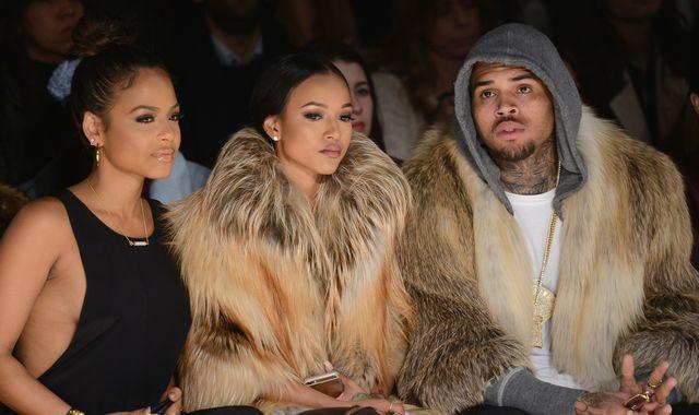 Chris Brown given restraining order over 'threat to kill' ex-girlfriend Karrueche Tran
