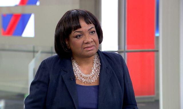 Diane Abbott: I've had rape threat and been called n*****