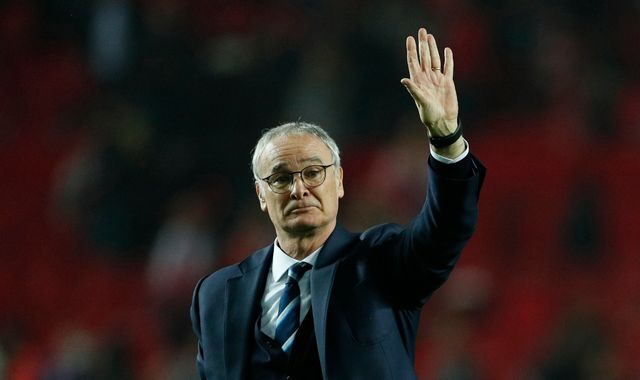 Claudio Ranieri: Manager sacked by Leicester City