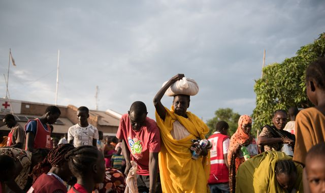 South Sudan: Over 100,000 hit by famine with a million others at risk