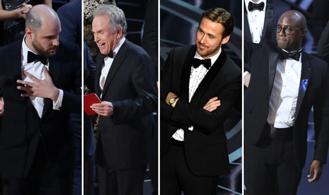 Oscars timeline: How the best picture fiasco unfolded