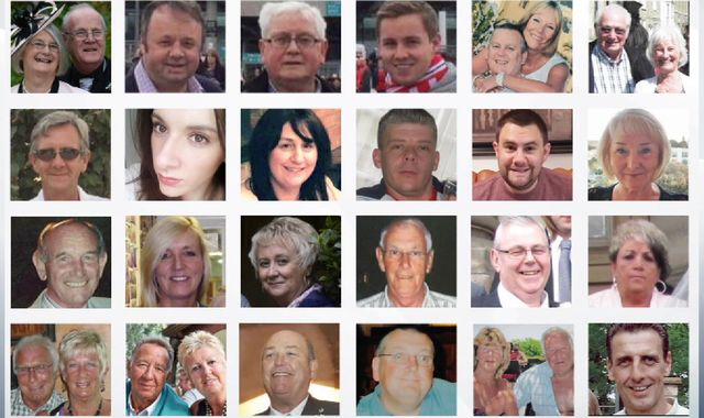 Tunisia beach attack: Who were the British victims killed in Sousse?